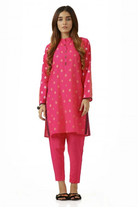 Ego Pink Storm2 piece (Kurta and Pants) EGN-020