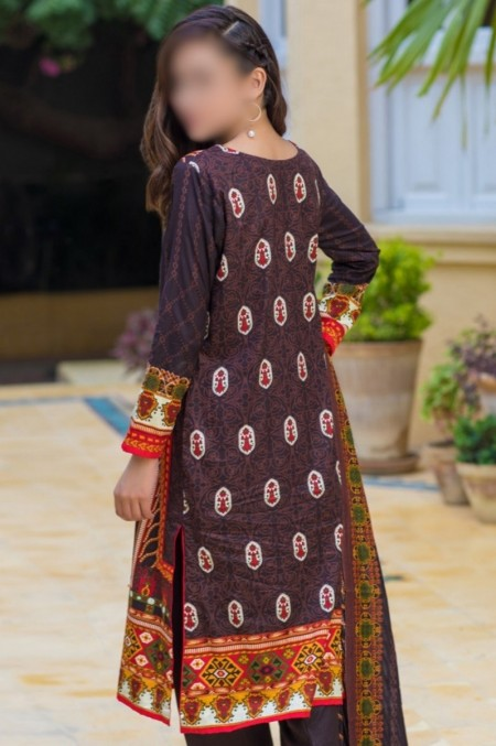 Firdous Clothing Resham Cambric Collection FRCC D-101 C