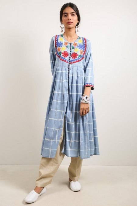 Generation Boho Folk dress W191132