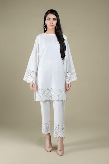 Kayseria Dyed & Embroidered ShalwarKPN-105