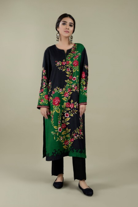 Kayseria Winter 19 READY TO WEAR Floral DesignKPN-252