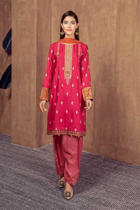 Maria.B Suit Pink DW-W19-21
