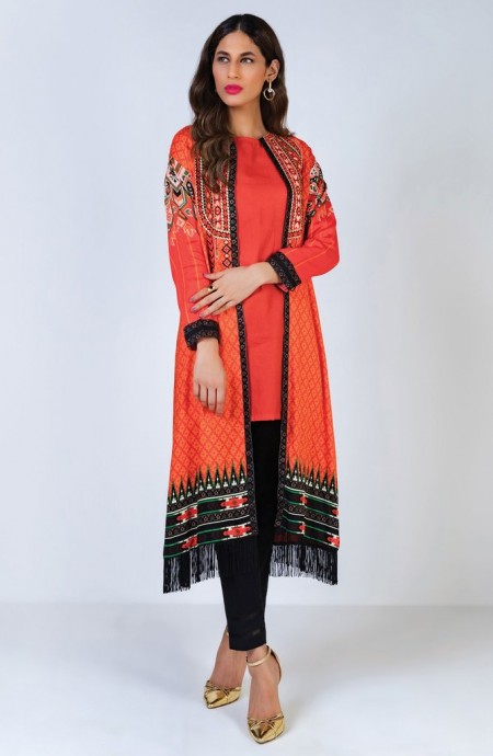 Orient Textiles Winter 19 Unstitched Collection OTL-19-157 B