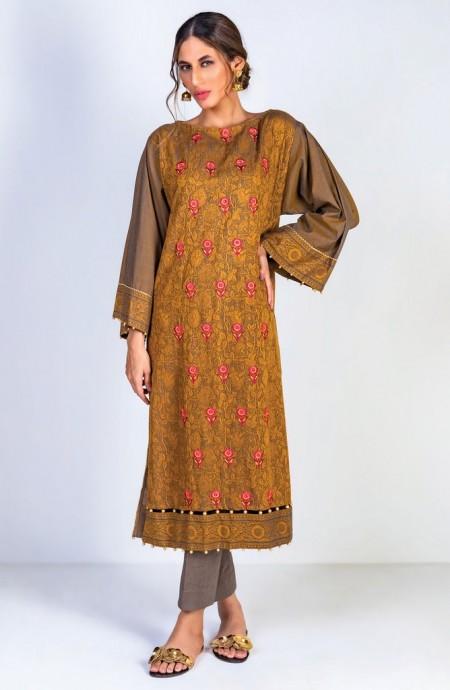 Orient Textiles Winter 19 Unstitched Collection OTL-19-235 B