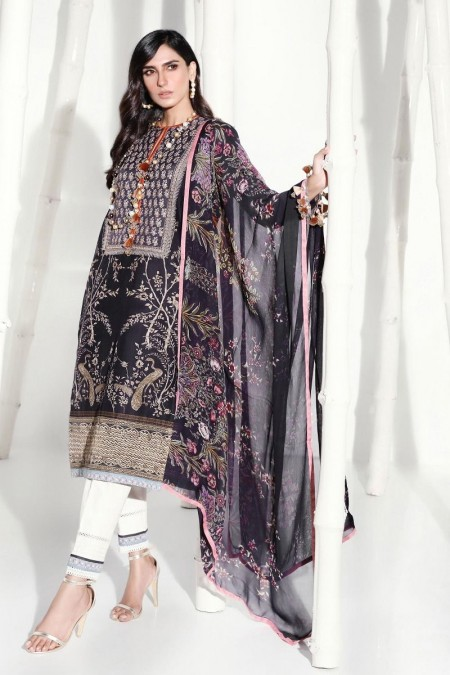 Sana Safinaz Pre-Fall collection C191-0012B-CI