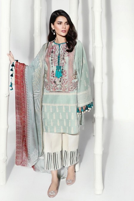 Sana Safinaz Pre-Fall collection C191-0013A-CI