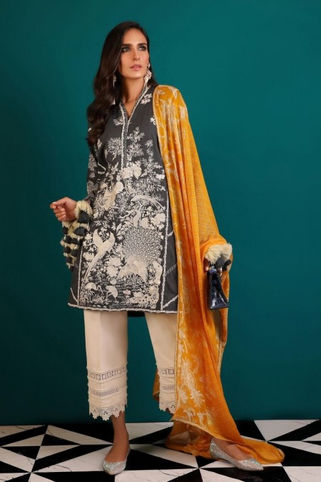 Sana Safinaz Pre-Fall collection C191-009B-CI
