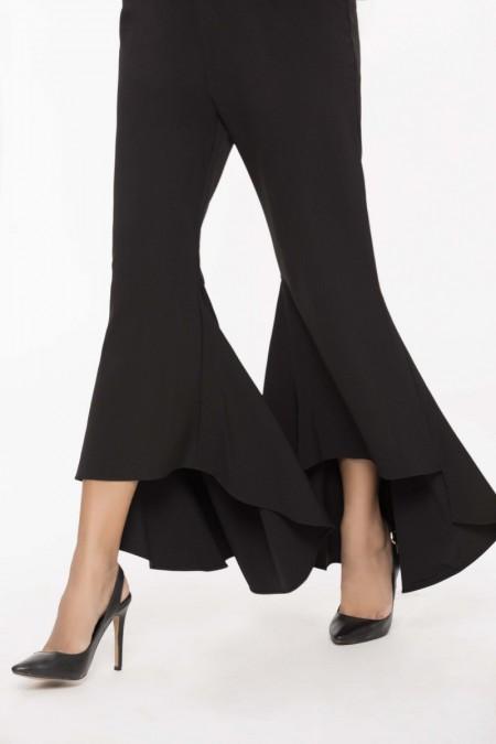 Sapphire Black TrousersIMPBTMW18005-XSM-BLK