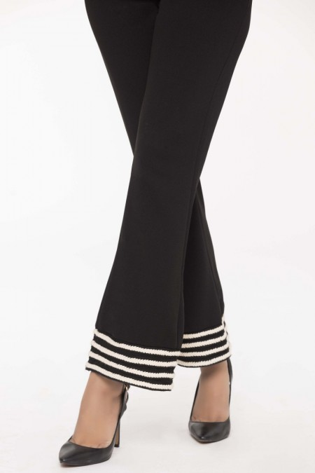 Sapphire Black TrousersIMPBTMW18006-XSM-BLK
