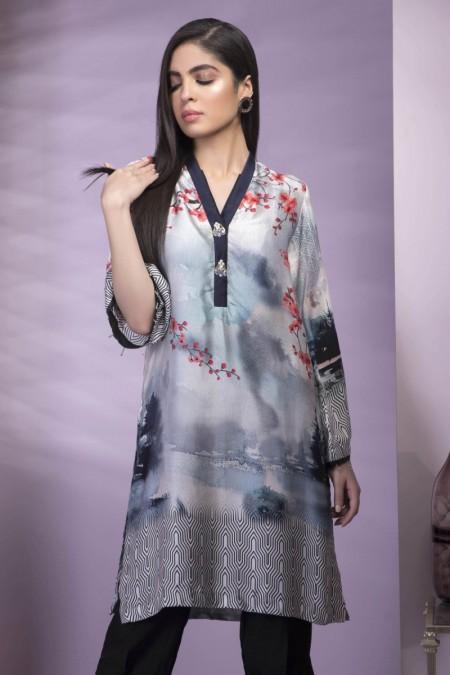 Sapphire Chinese Florals000PTSLK1804-XSM-GNW