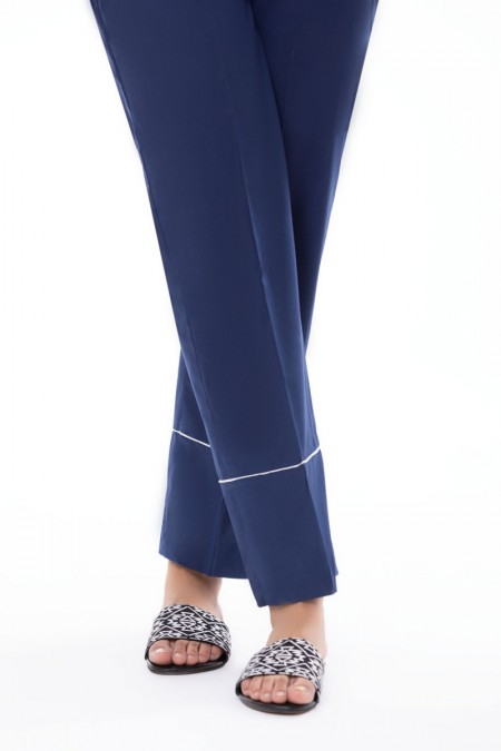 Sapphire Navy Boot Cut Pants0000NCDAY606-XSM-Navy