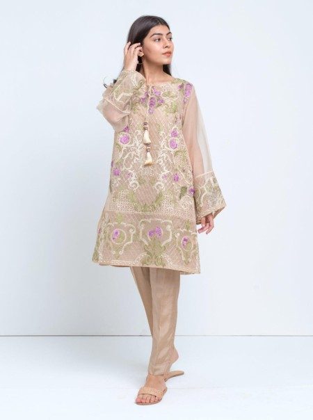BeechTree Embroidered ShirtBTS19-F-772S
