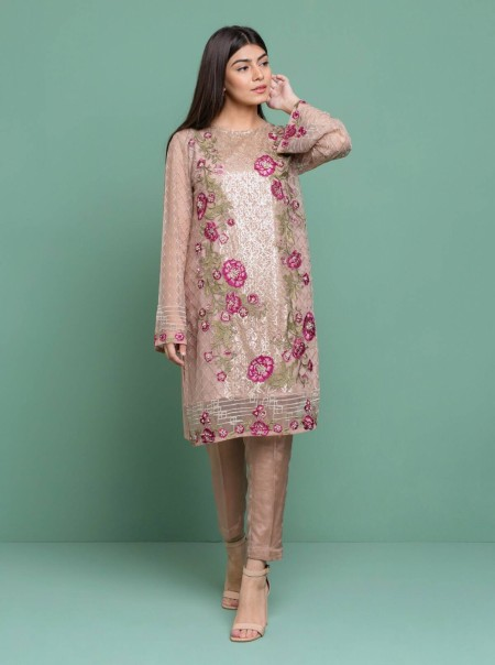 BeechTree Embroidered ShirtBTW19-F-755S