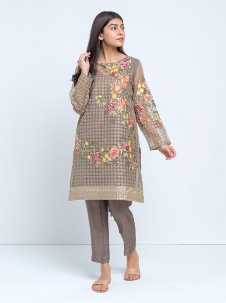 BeechTree Embroidered ShirtBTW19-F-821S
