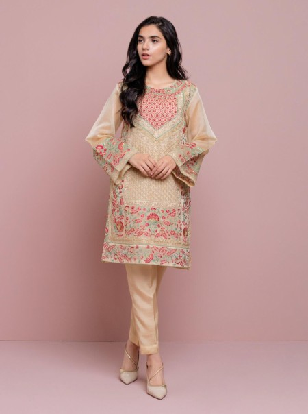 BeechTree Embroidered ShirtBTW19-F-825S