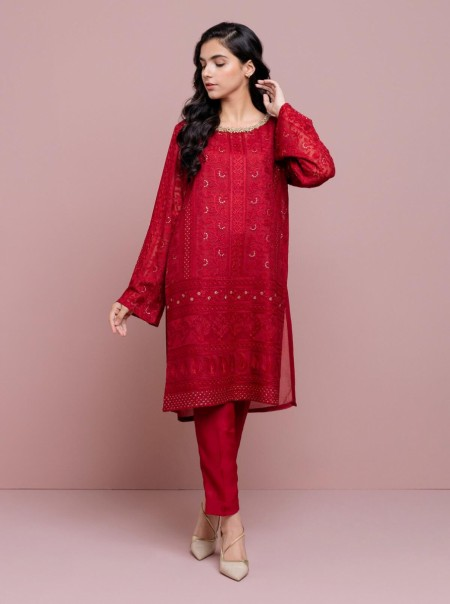 BeechTree Embroidered ShirtBTW19-F-838SP