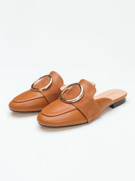 BeechTree Footwear BTLS-1953B-Camel