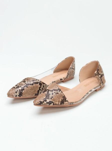 BeechTree Footwear BTLS-1955B-Camel