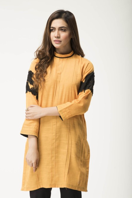 By The Way Fall Winter19 Gamboge WRH0544-XSM-MST