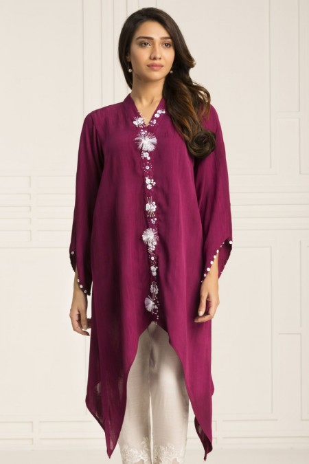 By The Way Fall Winter19 Misty Plum WRS0576-SML-PRL