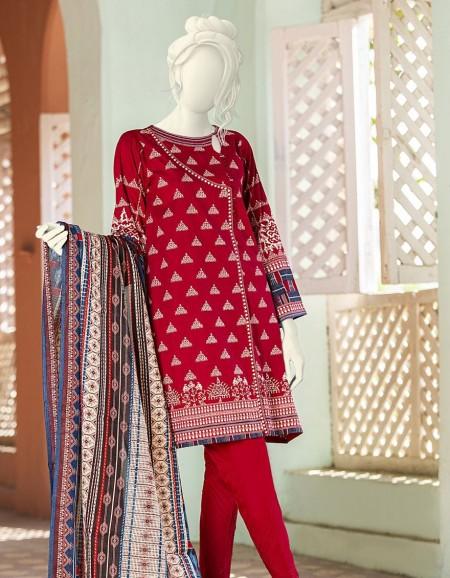 Junaid Jamshed Winter19 Unstitched Collection JJLS-W-JW-19-1036 FBWeave