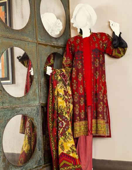 Junaid Jamshed Winter19 Unstitched Collection JJLS-W-JW-19-1064 FBOcakbasi