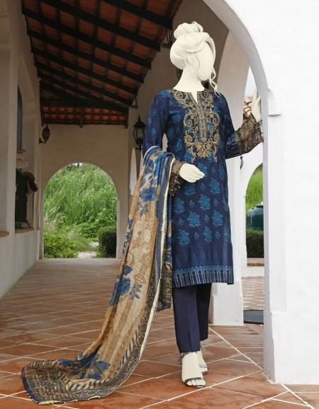 Junaid Jamshed Winter19 Unstitched Collection JJLS-W-JWU-19-1094 FBRiox