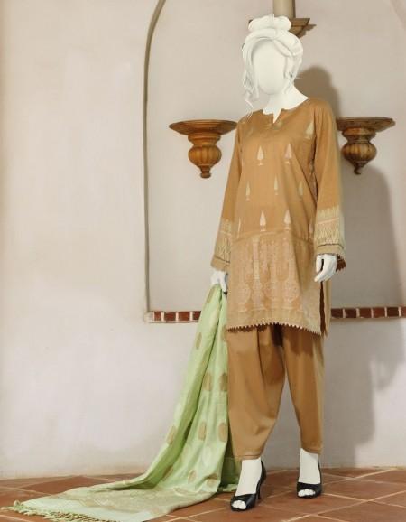 Junaid Jamshed Winter19 Unstitched Collection JJLS-W-TP-016 FBTP-016