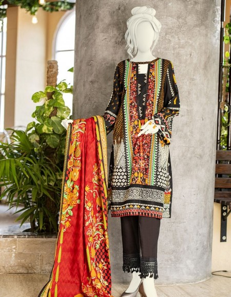 Junaid Jamshed Winter19 Unstitched Collection JLAWN-S-JDS-19-1071A Deep Dive