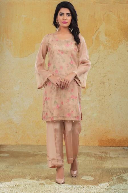 Kayseria Dyed & Embr Shirt KPN-275