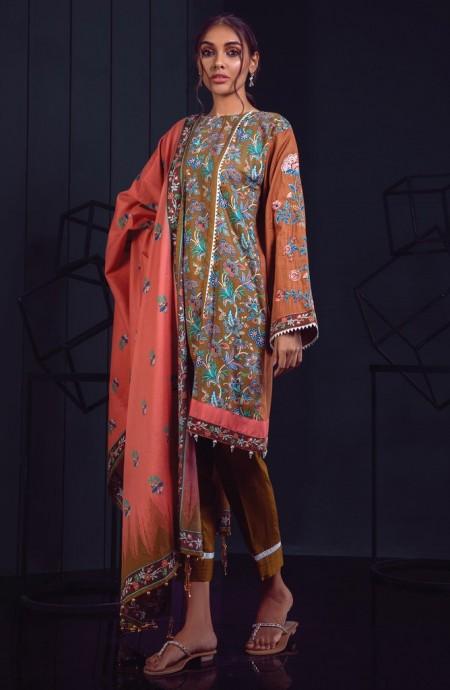 Orient Textiles Winter19 Collection OTL-19-172/A