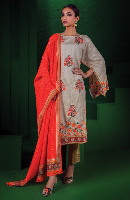 Orient Textiles Winter19 Collection OTL-19-176/A