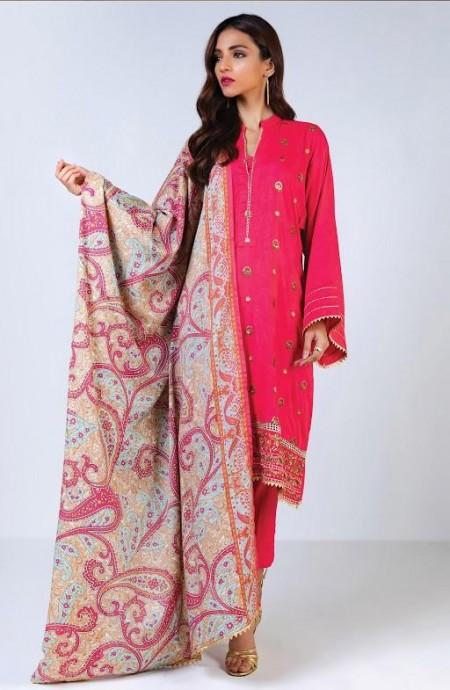 Orient Textiles Winter19 Collection OTL-19-217