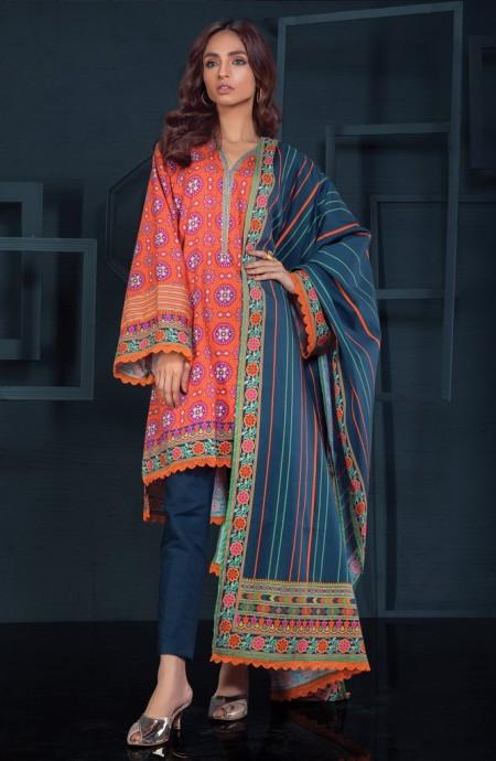 Orient Textiles Winter19 Collection OTL-19-219/B