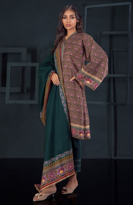 Orient Textiles Winter19 Collection OTL-19-227/B