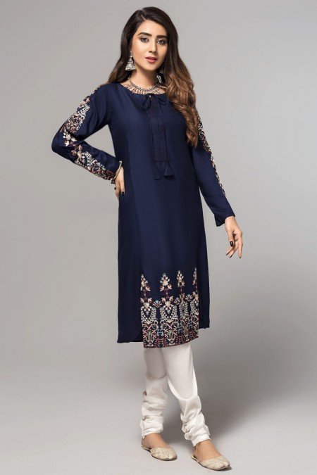 Origins MODERN MUSE Embroidered Frock19W38s