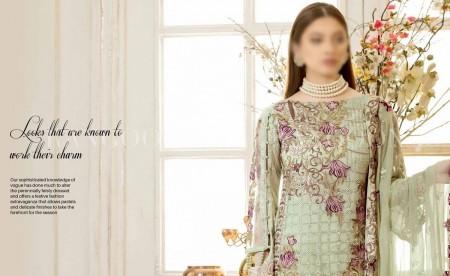 Ramsha Clothing AK- RR V-04 D-411