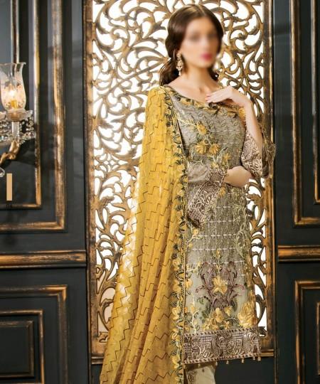 Ramsha Clothing AK- RRV2 D-201