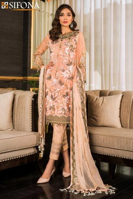 Sifona ERWAAN Luxury Chiffon Collection ESC 01