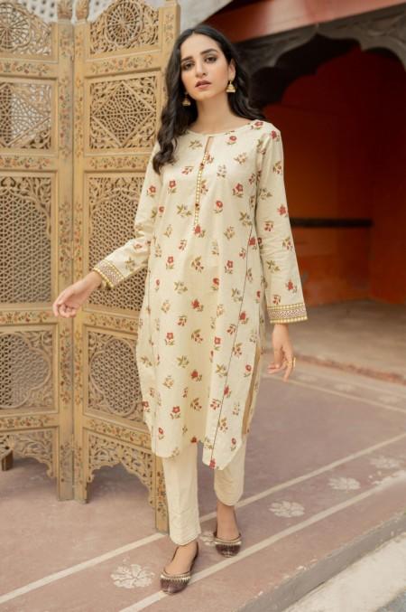 Zeen Woman Meerak Winter Unstitched1 Piece Printed Cambric 632270