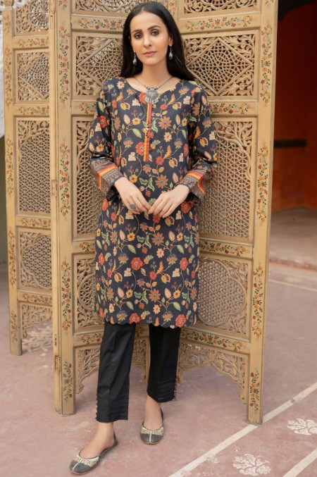 Zeen Woman Meerak Winter Unstitched1 Piece Printed Cambric 632605