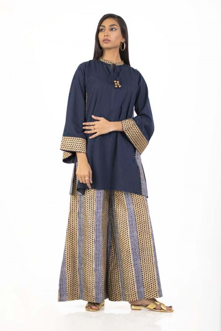 Ego Winter19 Essentials Aztec 2 PieceKurta and Pants EGN-128