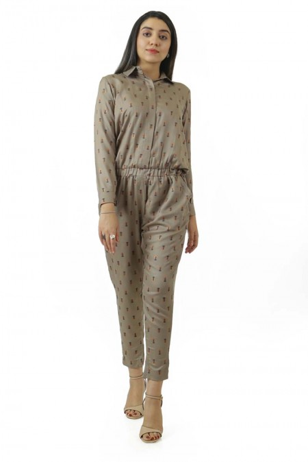 Ego Winter19 Essentials Cacti Jumpsuit EGN-131
