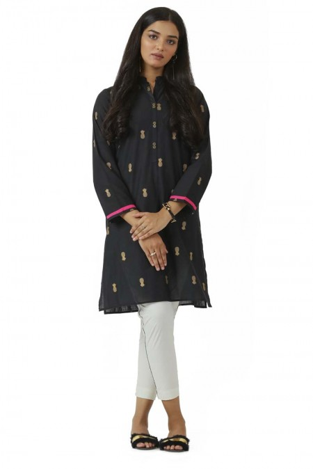 Ego Winter19 Essentials Pineapples Straight Kurta EGN-135
