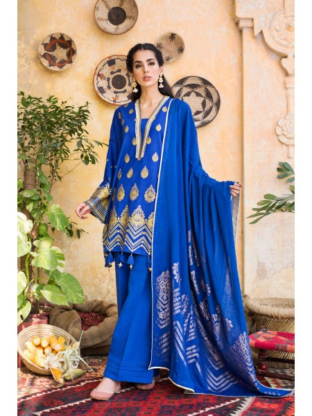 Ethnic by Outfitters Winter Unstitched Collection AMAR BAIL WUC491366-10228668-WS-051