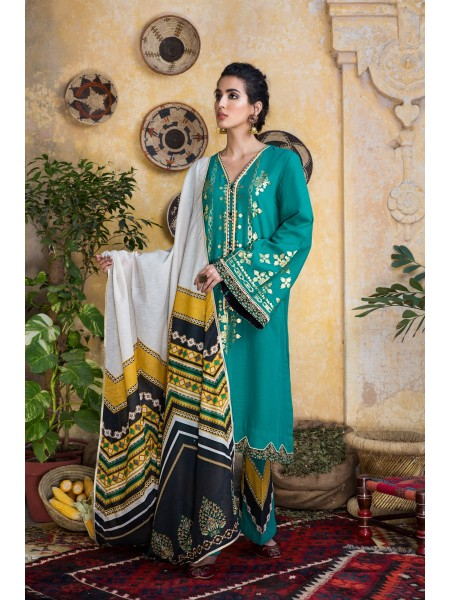 Ethnic by Outfitters Winter Unstitched Collection DIVINE WUC491357-10228663-WS-040