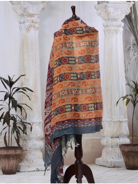 KHAS STORES Shawl Collection SHAWL ATS-001