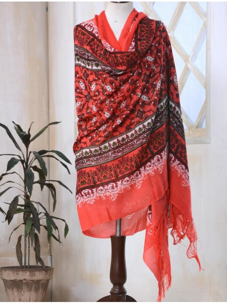 KHAS STORES Shawl Collection SHAWL ATS-003