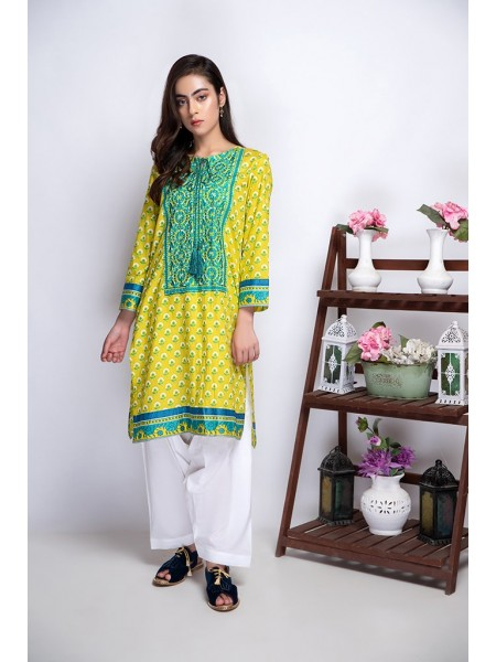 Mannat Clothing Lime Delight MC-034