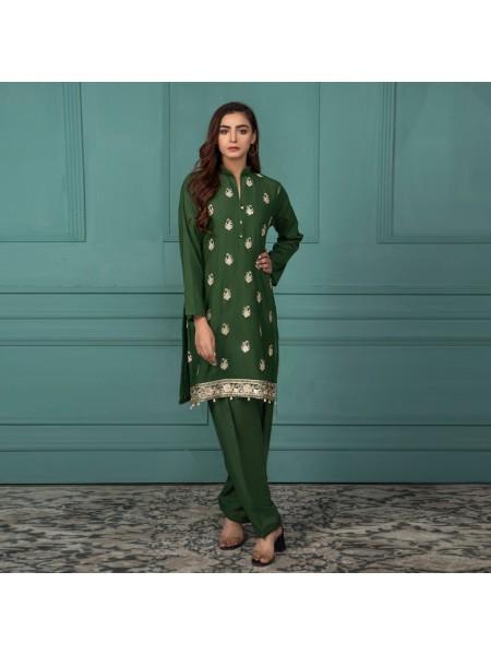 Mannat Clothing Mehndi Bling MC-076